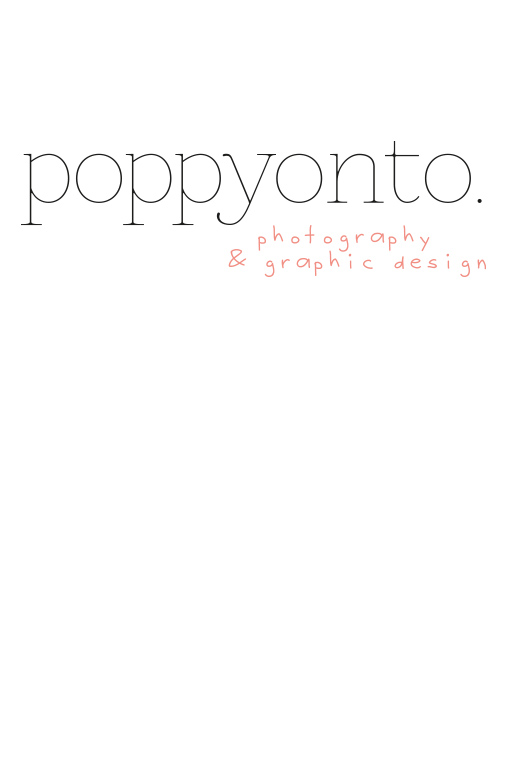 artwork design graphic logo Poppyonto