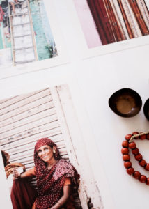 Prints and posters fine art photography Faces of India by Poppyonto