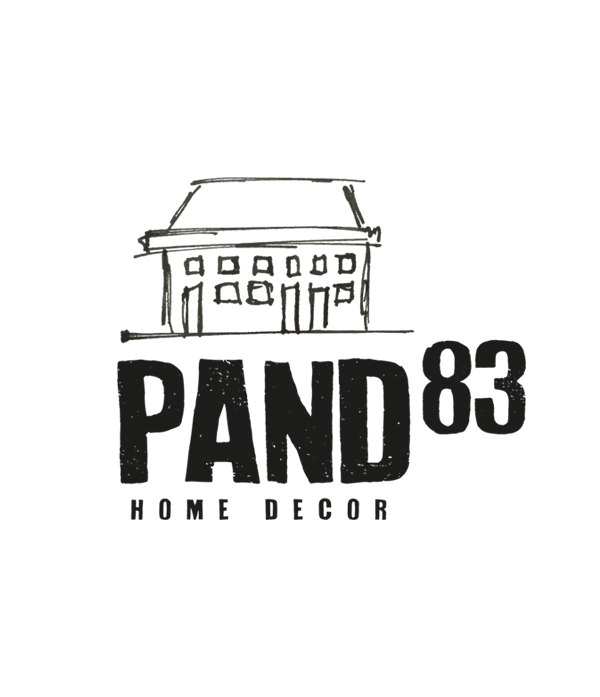 logo design for Pand 83 made by Poppyonto